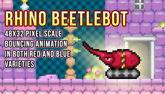 Rhino Beetle Bot