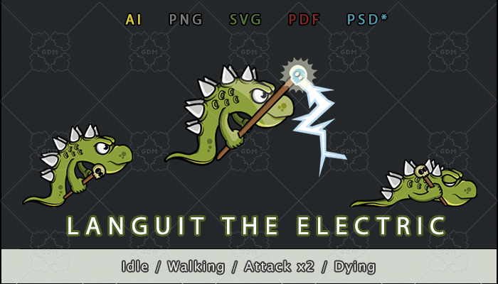 Languit the Electric