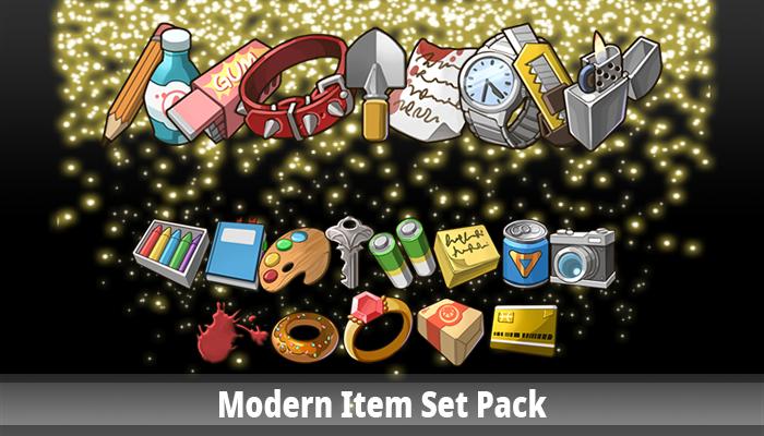 Modern Item Set Pack