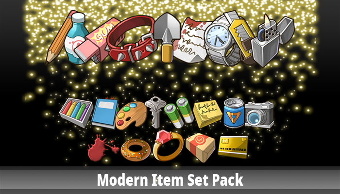 Modern Item Set Pack