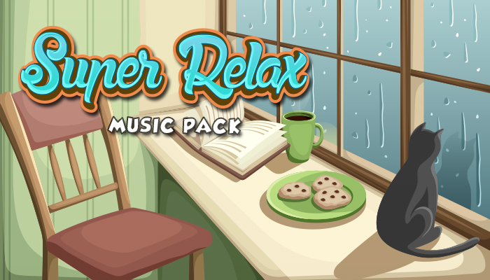 Cute Social Game Music Pack 2 [Super Relax]