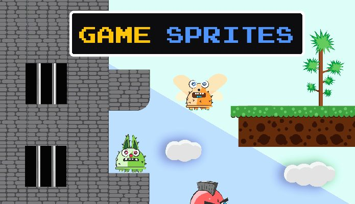 Game Characters Sprites
