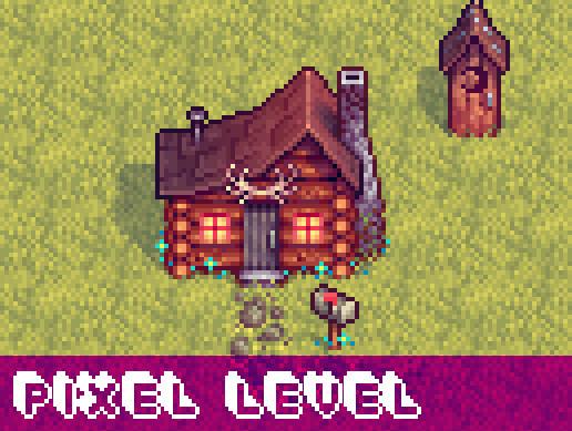 Pixel Levels