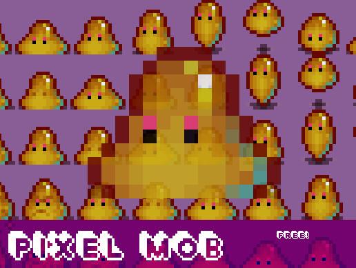Free Pixel Mob