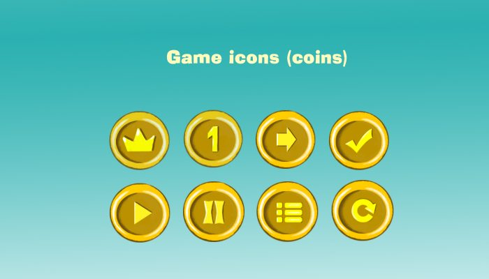 Game icons (buttons)