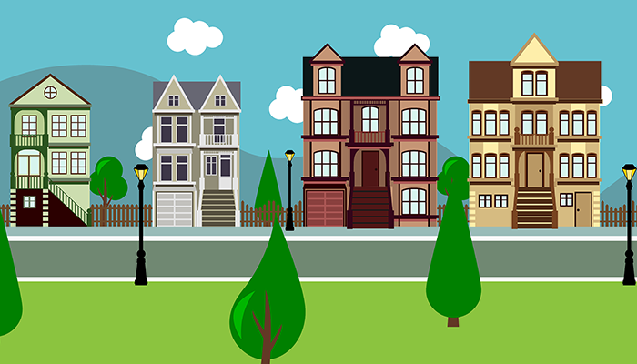 2D Cartoon City Pack