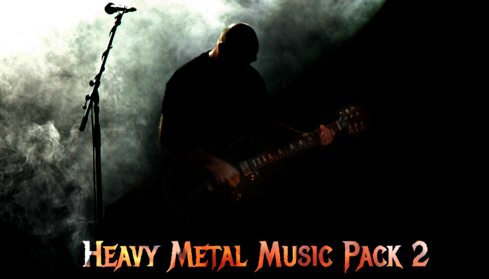 Heavy Metal Music Pack 2