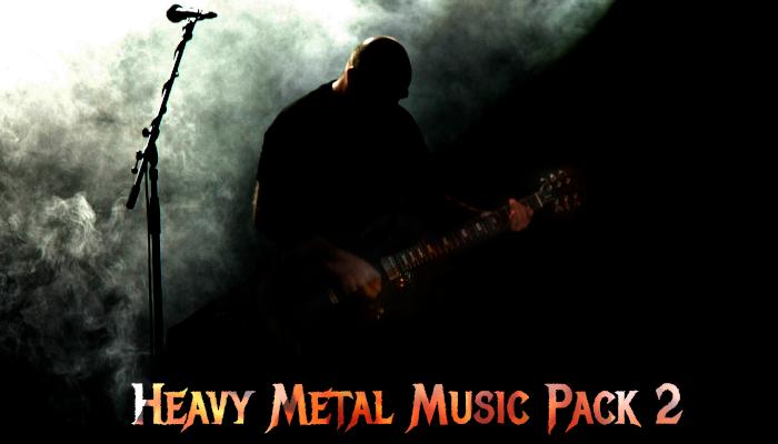 Heavy Metal Music Pack 2