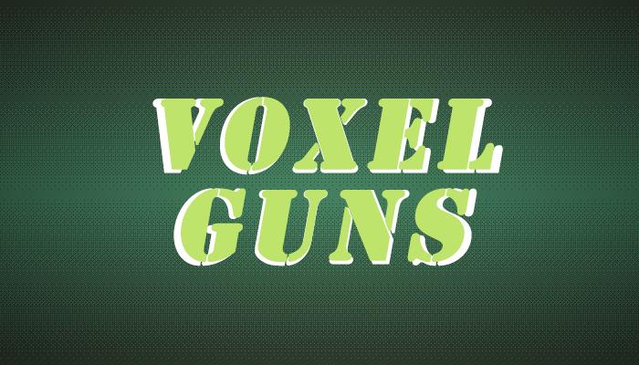 Voxel Guns