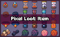 Pixel Loot Item