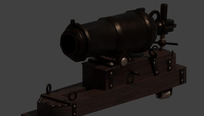 Coronad Cannon
