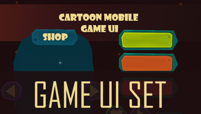 Game UI Set