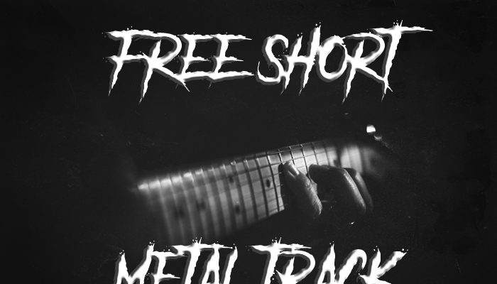 Free Short Metal/Rock Track