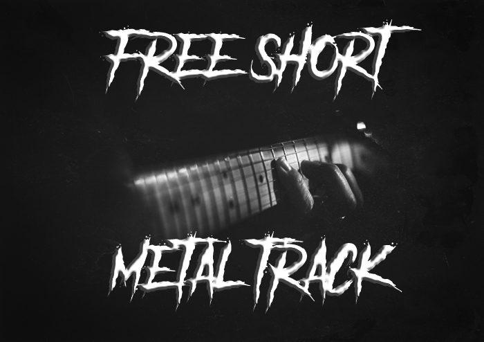 Free Short Metal/Rock Track