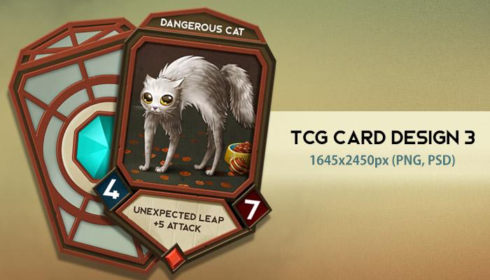 TCG Card Design 3