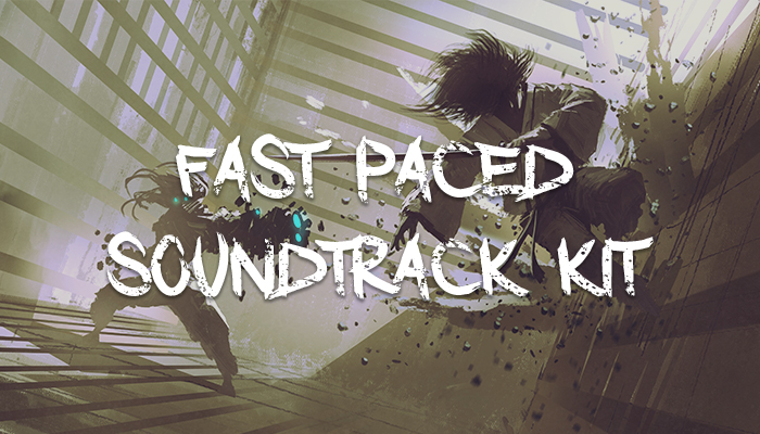 Fast-Paced Soundtrack Kit