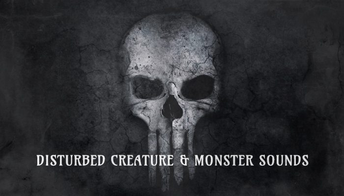 Disturbed Creature & Monster Sounds