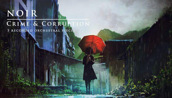 Noir – Crime & Corruption Music Pack