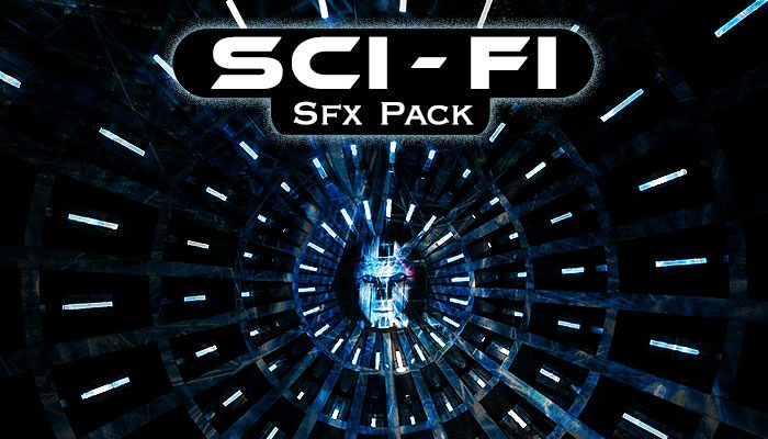 Sci-Fi SFX Pack