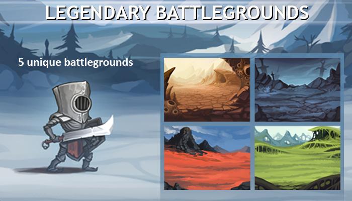 Legendary Battlegrounds