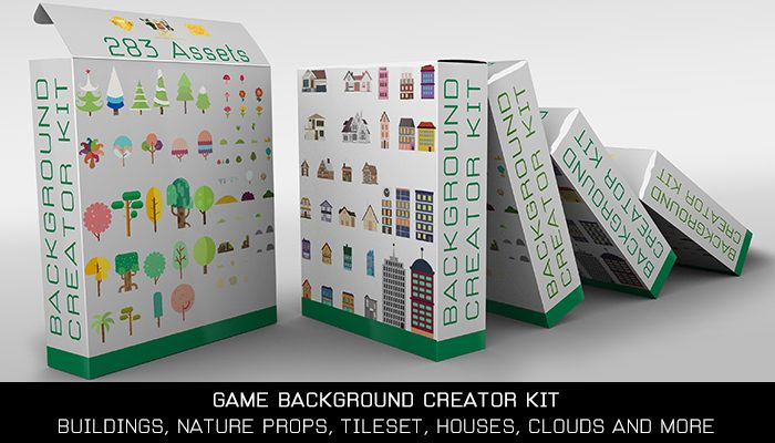 Game Background Creator Kit