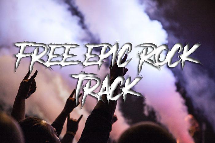 Free epic rock track