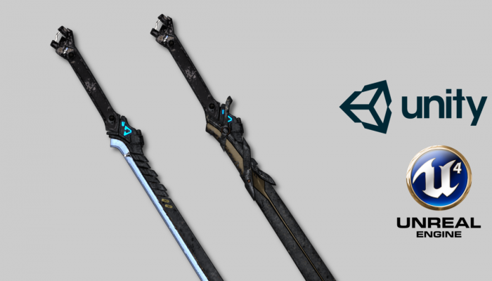 Dark Long Blade