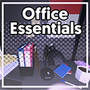Low Poly Office Essentials