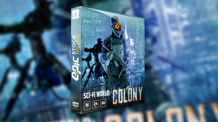 Sci-fi World Colony