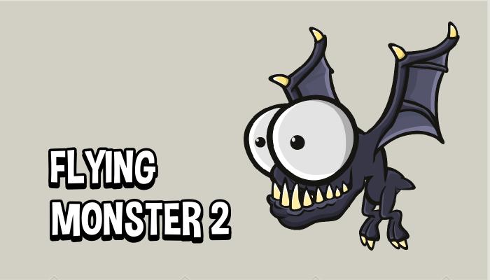 Flying monster 2