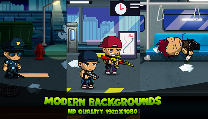 Modern Backgrounds