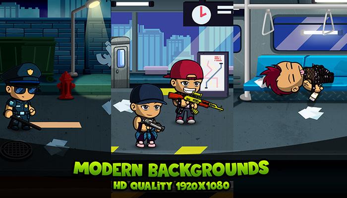 Modern Backgrounds