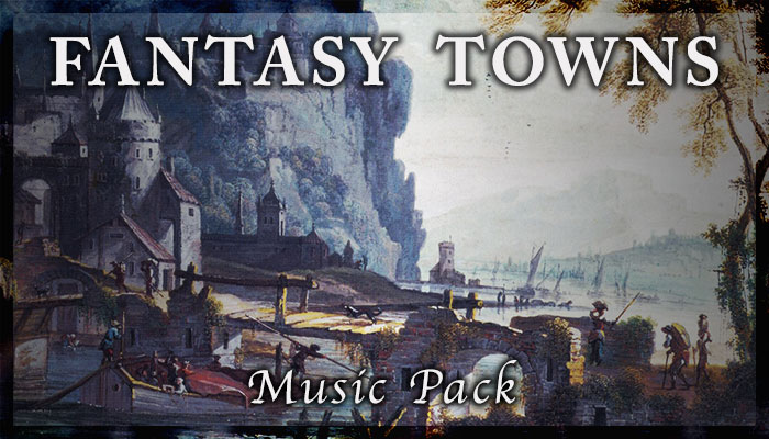 Fantasy Towns Music Pack