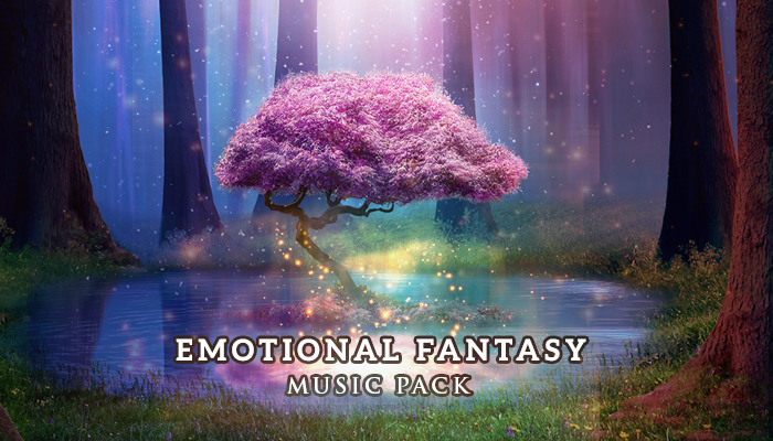 Emotional Fantasy Music Pack