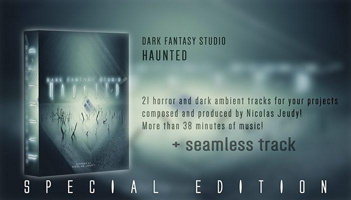Dark Fantasy Studio- Haunted (horror music)
