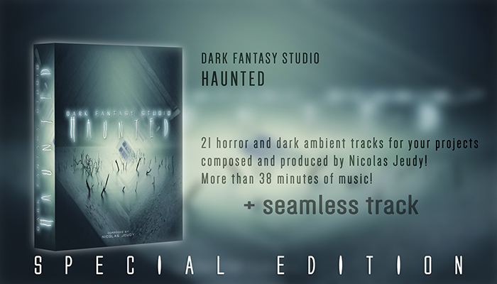 Dark Fantasy Studio- Haunted (horror music)