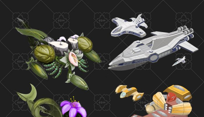 spaceships v1