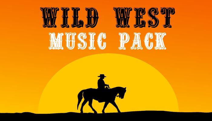 Wild West Music Pack