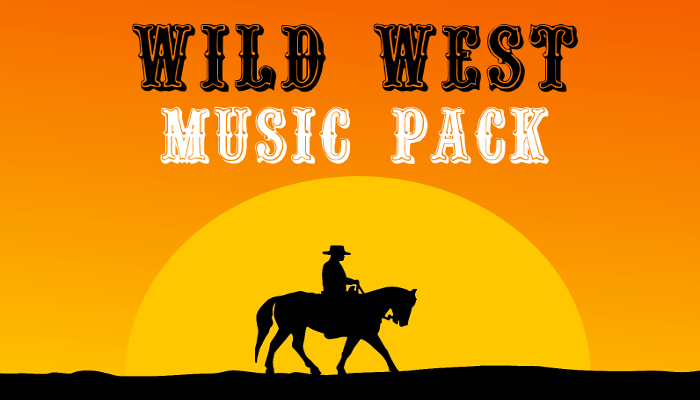 Wild West Music Pack