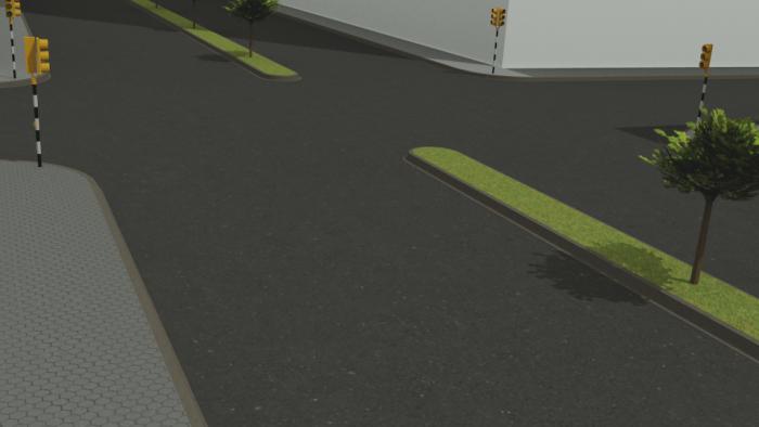 3d Street Modules