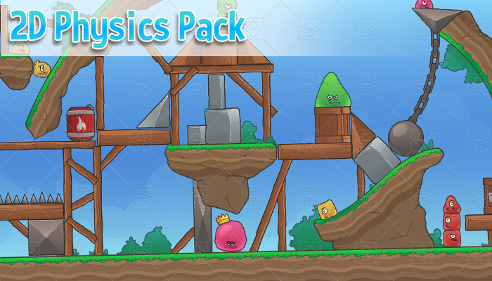 2D Physics Pack