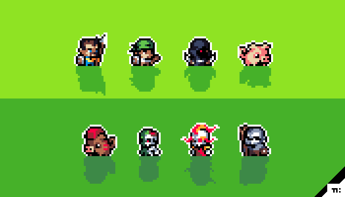 Tiny, Tiny Heroes – Armies