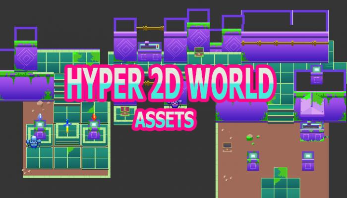 Hyper 2D World