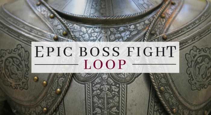 Epic Boss Fight Loop