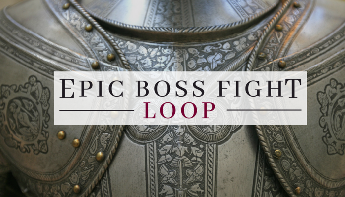 Epic Boss Fight Loop