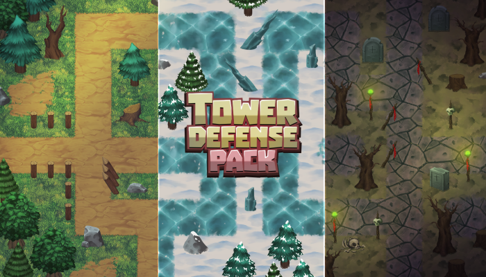 Tower Defense Terrains