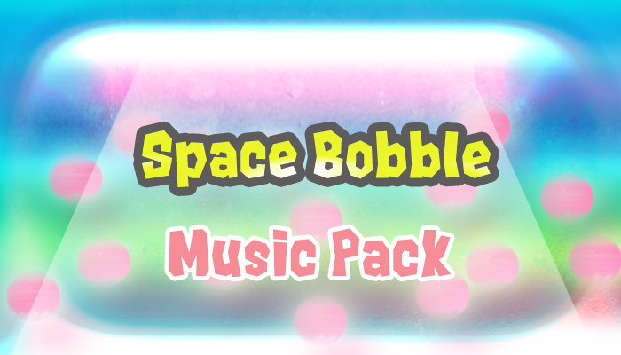 Space Bobble – Music Pack