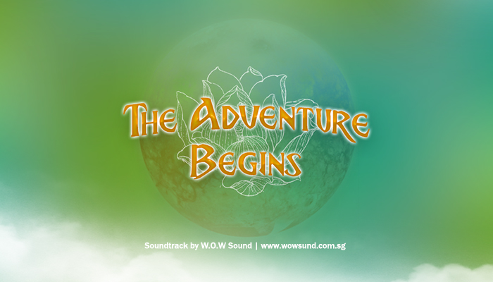 The Adventure Begins – Orchestral