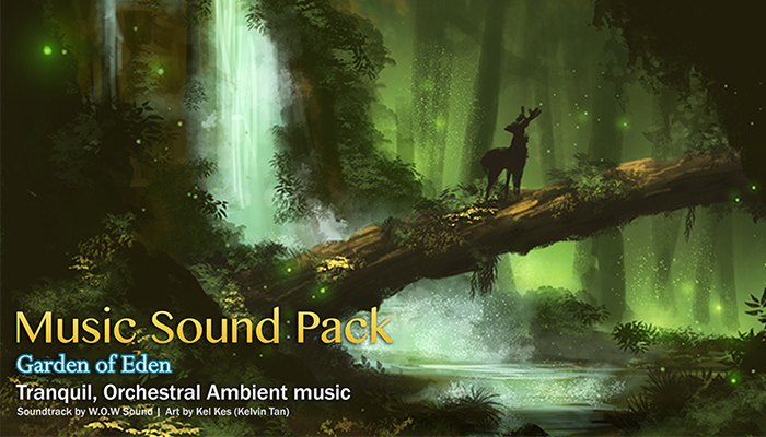 Garden of Eden – Music Sound Pack