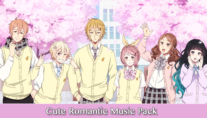 Cute Romantic Music Pack
